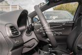 Hyundai i30 2017 - Внутренние размеры