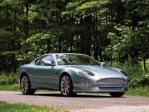 Aston Martin DB7 рестайлинг 1999, купе, 1 поколение