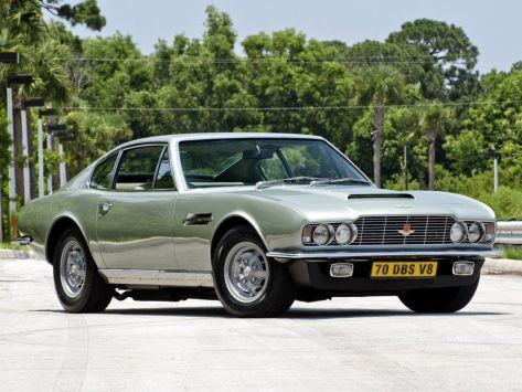Aston Martin DBS  10.1967 - 05.1972