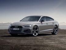 Audi A5 рестайлинг 2019, лифтбек, 2 поколение, F5