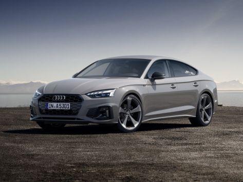 Audi A5 (F5) 09.2019 -  н.в.
