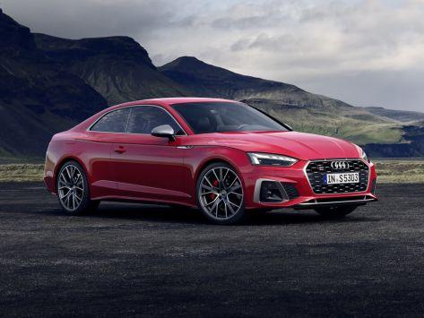 Audi S5 B9