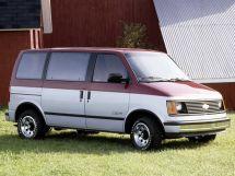 Chevrolet Astro 1984, минивэн, 1 поколение, M10