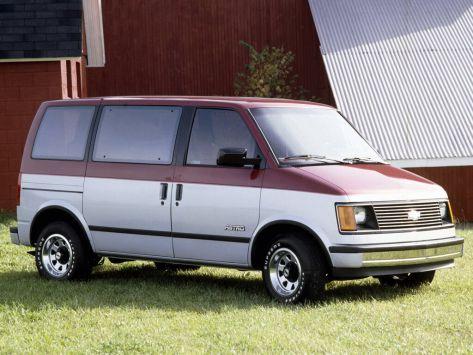 Chevrolet Astro (M10) 03.1984 - 08.1994