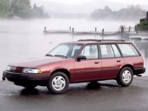 Chevrolet Cavalier 1987, универсал, 2 поколение