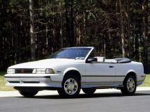 Chevrolet Cavalier 1987, открытый кузов, 2 поколение
