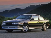 Chevrolet Cavalier 1987, купе, 2 поколение