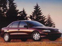 Chevrolet Cavalier 1994, седан, 3 поколение