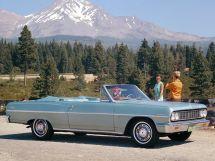 Chevrolet Malibu 1963, открытый кузов, 1 поколение