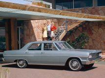 Chevrolet Malibu 1963, седан, 1 поколение