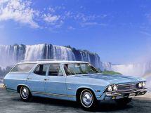 Chevrolet Malibu 1967, универсал, 2 поколение