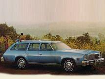 Chevrolet Malibu 1972, универсал, 3 поколение