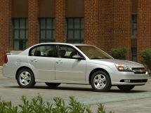Chevrolet Malibu 2003, седан, 6 поколение