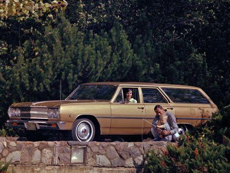 Chevrolet Malibu  10.1963 - 08.1967
