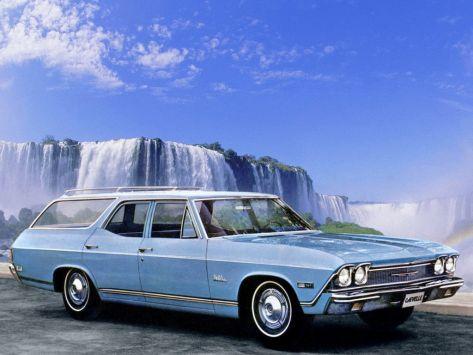 Chevrolet Malibu  09.1967 - 08.1968