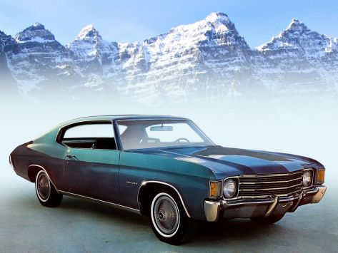Chevrolet Malibu  09.1970 - 08.1972