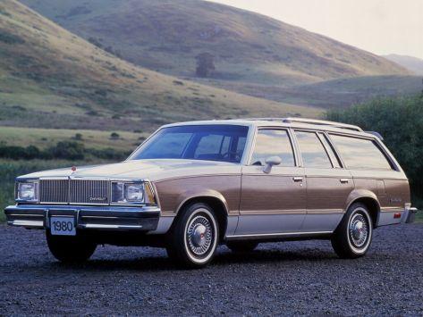 Chevrolet Malibu  11.1977 - 08.1983