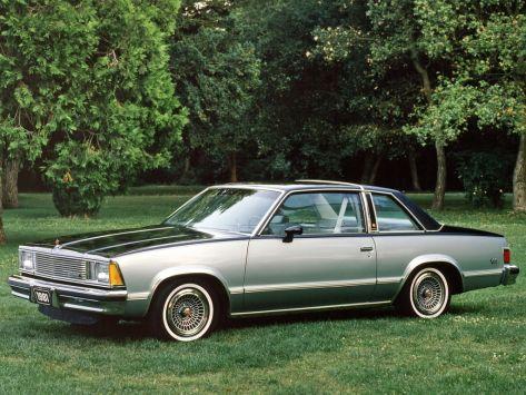 Chevrolet Malibu  11.1977 - 08.1981