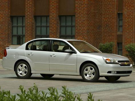 Chevrolet Malibu  07.2003 - 06.2005