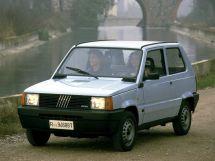 Fiat Panda рестайлинг 1986, хэтчбек 3 дв., 1 поколение