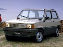 Fiat Panda 1980, хэтчбек 3 дв., 1 поколение