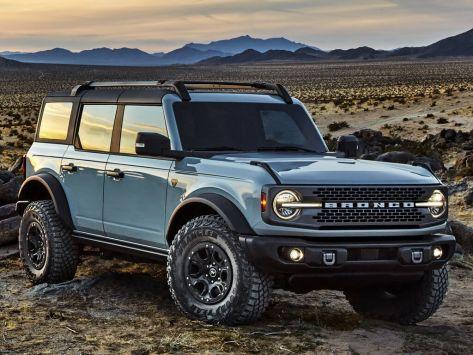 Ford Bronco (U725) 07.2020 -  н.в.