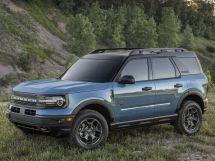 Ford Bronco Sport 2020, джип/suv 5 дв., 1 поколение