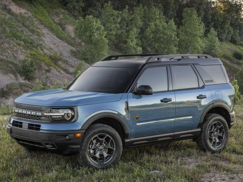 Ford Bronco Sport  07.2020 -  н.в.