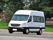 JAC Sunray 2020, автобус, 1 поколение