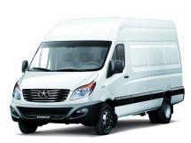 JAC Sunray 2020, цельнометаллический фургон, 1 поколение