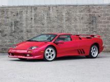 Lamborghini Diablo рестайлинг 1998, открытый кузов, 1 поколение