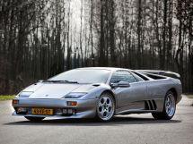 Lamborghini Diablo рестайлинг 1998, купе, 1 поколение