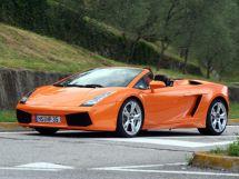 Lamborghini Gallardo 1 поколение, 09.2005 - 02.2008, Открытый кузов