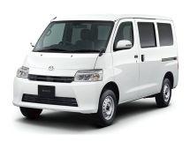 Mazda Bongo 2020, цельнометаллический фургон, 5 поколение