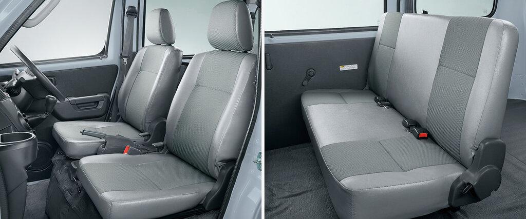 Mazda Bongo 2020, 2021, цельнометаллический фургон, 5 ...