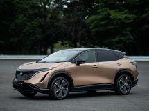 Nissan Ariya 2020, джип/suv 5 дв., 1 поколение