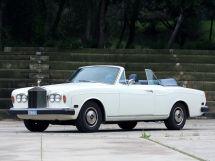 Rolls-Royce Corniche 1971, открытый кузов, 1 поколение