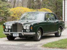 Rolls-Royce Corniche 1971, купе, 1 поколение