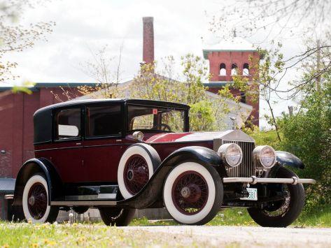 Rolls-Royce Phantom  03.1925 - 01.1931