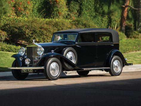 Rolls-Royce Phantom  02.1936 - 01.1939