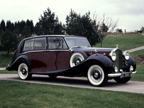 Rolls-Royce Phantom  07.1950 - 12.1956