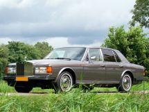 Rolls-Royce Silver Spirit 1989, седан, 2 поколение, Mark II