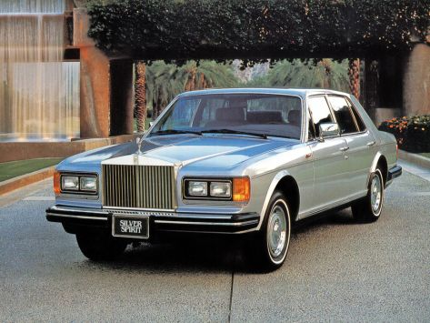 Rolls-Royce Silver Spirit Mark I