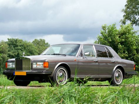Rolls-Royce Silver Spirit Mark II