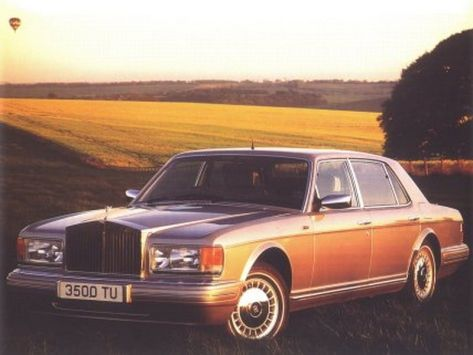 Rolls-Royce Silver Spirit Mark IV