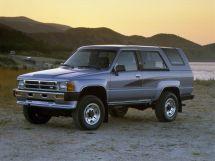 Toyota 4Runner рестайлинг 1985, джип/suv 5 дв., 1 поколение, N61