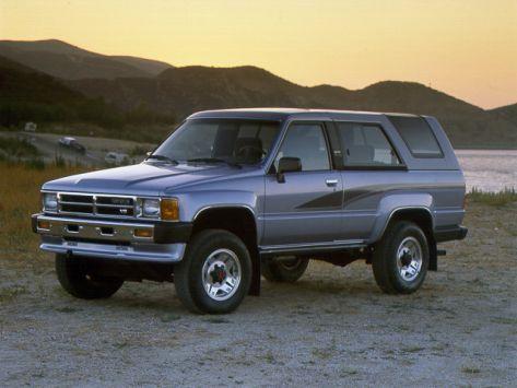 Toyota 4Runner (N61) 08.1985 - 03.1989