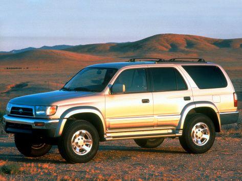 Toyota 4Runner (N180) 08.1995 - 07.2000
