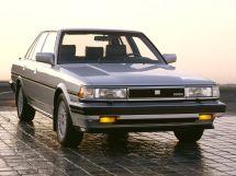 Toyota Cressida 1984, седан, 3 поколение, X70