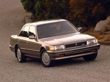 Toyota Cressida 1988, седан, 4 поколение, X80